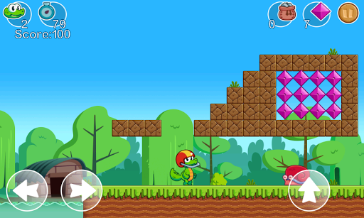 Croc's World screenshot 1