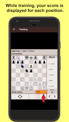 Chess Repertoire Trainer 1.5.3 gameplay | by HackJr.Pw 6