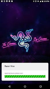Razer Theme Store - náhled