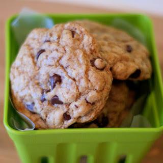 Gluten Free, Dairy Free Chocolate Chip Cookies.