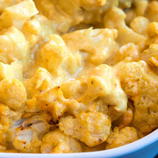 Curry Cauliflower With Cheese Recipes