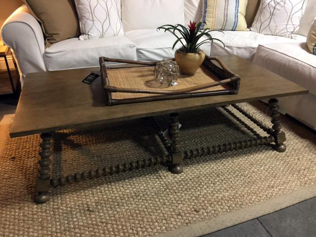 Noir Zigg Coffee Table