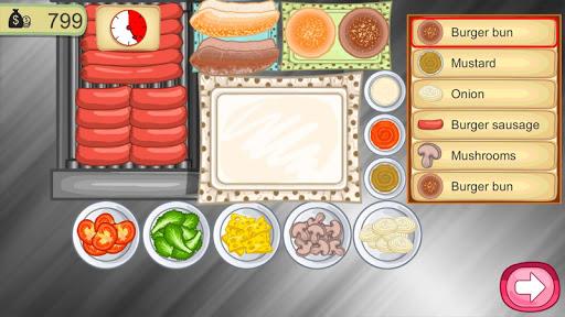 cafe mania: kids cooking games screenshot 3