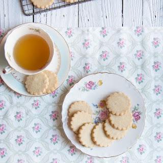 Aunt Jane's Brown Butter Shortbread Cookies