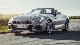 El nuevo BMW Z4