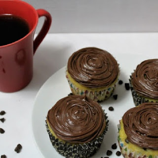 Betty Crocker Banana Chocolate Chip Cupcakes