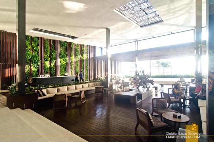 Alila Seminyak Bali Lobby