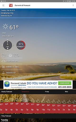 News 9 Weather 6.3.1.1051 screenshots 6
