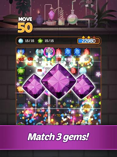 Jewel Alchemist : Match 3 Puzzle apktram screenshots 11