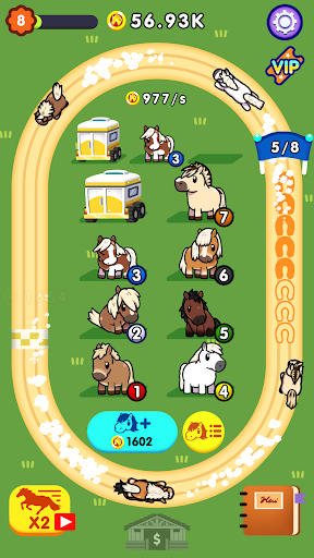 Idle Horse Racing apkpoly screenshots 2