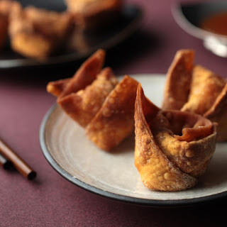 Fried Wontons (Zhá Yúntūn)