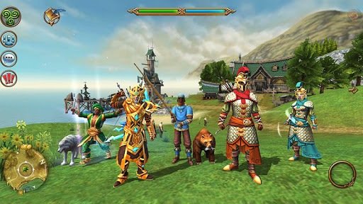 Celtic Heroes - 3D MMORPG  screenshots EasyGameCheats.pro 5