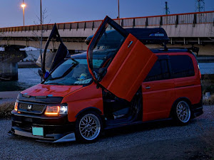 ステップワゴン RF5のカスタム事例画像 正ちゃん@三世さんの2020年04月19日18:00の投稿
