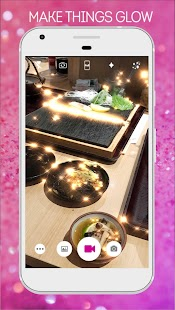 Kirakira+ for Android - Glitter Effects - náhled