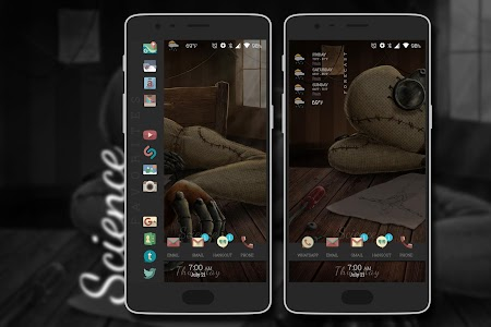 science for Kustom & LL v1.00
