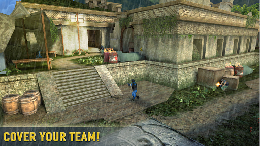 Counter Attack Team 3D Shooter for PC