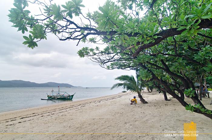Palaui Island Tour Mapurao Beach