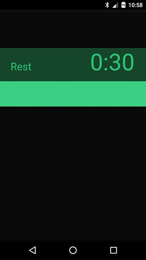 iCountTimer Pro- screenshot