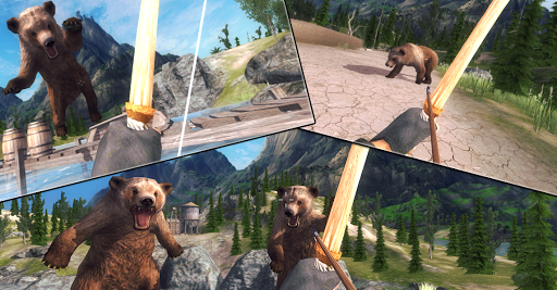 Bear Hunting 3D: Wild Animals Bow Archery Hunting android2mod screenshots 6