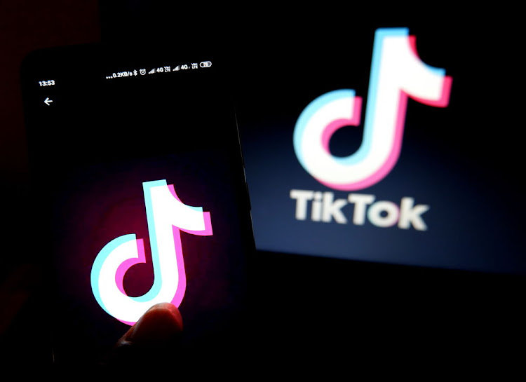 Social media app TikTok says it is removing a graphic video making the rounds on its platform. File image.