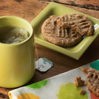 Small-batch Peanut Butter Cookies.