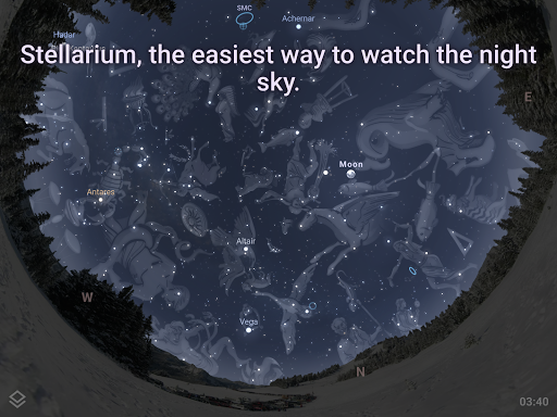 Stellarium screenshot 9