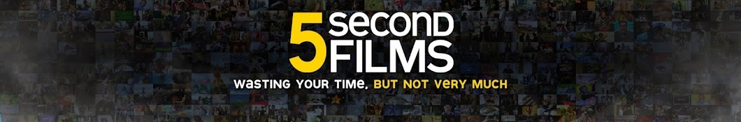 5secondfilms Banner