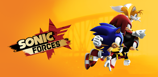 sonic forces apps on