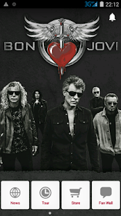 Bon Jovi – Official- screenshot thumbnail