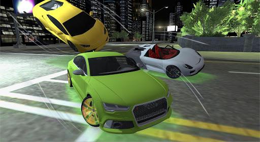 Extreme Speed Audi S7 Quattro Car Simulator 1.0 screenshots 3