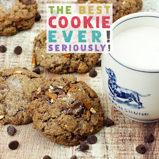 The Best Cookie Ever! Seriously!.