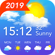Weather Forecast - Live Weather & Radar & Clock