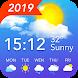天気予報&ウィジェット&レーダー