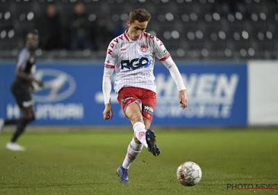 Julien De Sart was tevreden met de drie punten
