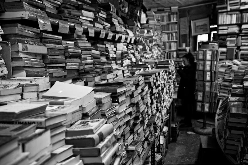 Libreria acqua alta di Massimiliano_Montemagno