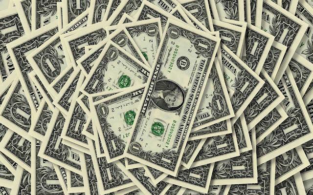 US Dollar Theme & New Tab