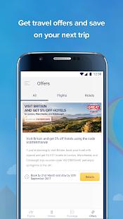 tajawal - Flight and hotel bookings - náhled