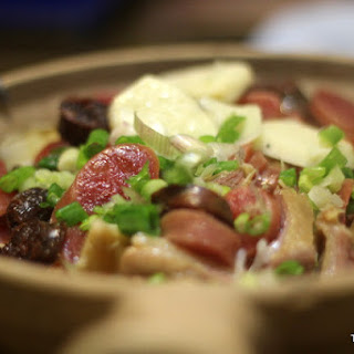 (Sausage, Waxed Pork Belly, Waxed Duck and Liver Sausgaes) Recipe