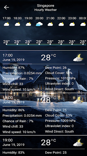 Accurate Weather Forecast: Check Temperature 2020 1.22.12 screenshots 11