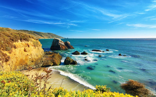 Big Sur Live Wallpaper Beach