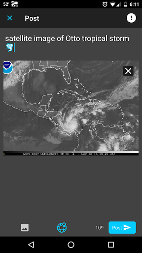 Wind Map ud83cudf2a Hurricane Tracker (3D Globe & Alerts) 2.2.9 Screenshots 12
