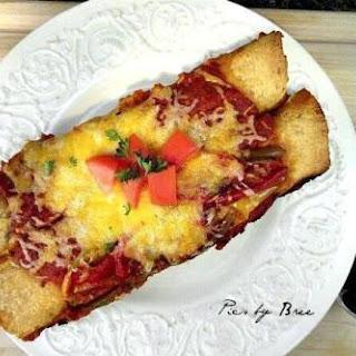 Pam's Italian Chicken Enchiladas
