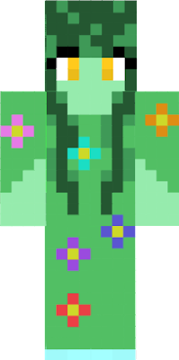 My other Spring Sprite with a simpler look.