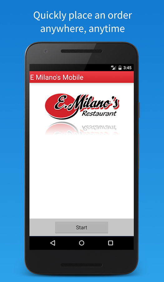 E Milano's Mobile- screenshot
