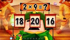 算数忍者〜九九の巻〜 九九の覚え方に!子供向け無料学習アプリのおすすめ画像3