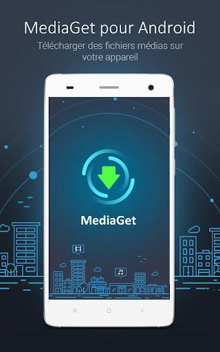 MediaGet - torrent client screenshot 1