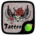 Tattoo Go Keyboard theme icon