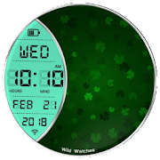 St.Patrick's Day Watch Face
