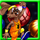 Basketball Bubble Shooter