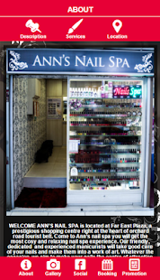 Anns Nail Spa- screenshot thumbnail